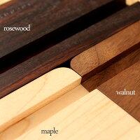 木を削り出して作ったiPhone6/6Plus用木製スタンド
