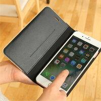 手帳型木製iPhoneケース「iPhone8/7PlusFLIPCASE」