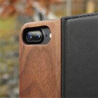 手帳型なので液晶面もしっかりガード、扱いやすいiPhoneケースです。