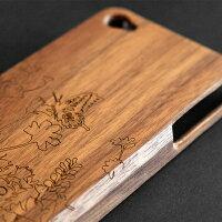 iPhone木製ケース・カバー