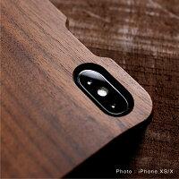 iPhoneXに対応した木製アイフォンケース