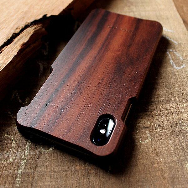 職人が作るiPhoneXS Max用木製ケース