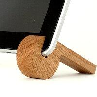 木製アイパッドスタンド「iPadStand」