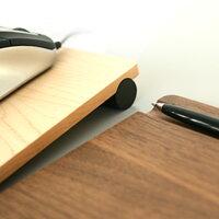 おしゃれでかわいい木製マウスパッド「コロ」デザイン雑貨