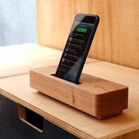■木製スピーカースタンド「WoodenSpeakerBrick」