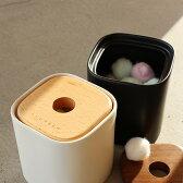 ■【+L】コットンボックス「COTTON BALL BOX」