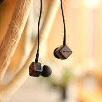 ■【+L】木製イヤホン「EARPHONES」