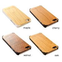 【iPhoneSE/5s/5対応】丈夫なハードケースと天然木を融合したiPhoneSE/5s/5専用木製ケース【+LUMBERブランド】