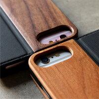 手帳型なので液晶面もしっかりガード、扱いやすいiPhoneケース