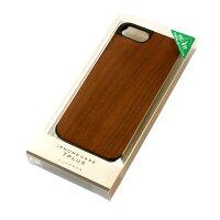 【iPhone7PLUS対応】ハードケースと天然木を融合したiPhone7Plus専用ケース