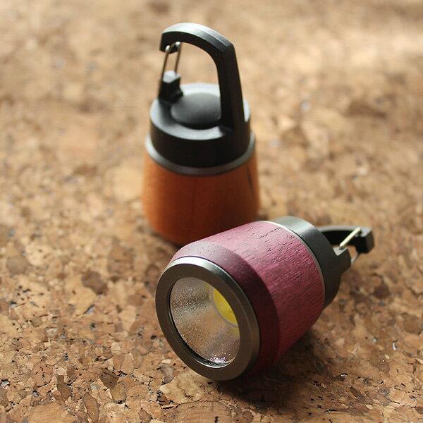優しい手触り、小さい懐中電灯・ライト「LED HANDY LIGHT MINI」