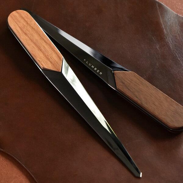 銘木をプラスしたおしゃれなレターオープナー・ペーパーナイフ