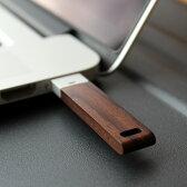 ■【+L】【16GB】木製USBメモリ「USB MEMORY」
