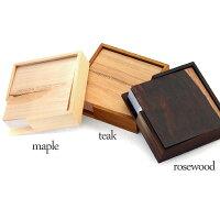 本物の木を使用したメモトレイ&木目メモブロック、デザイン雑貨
