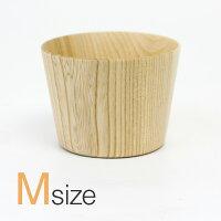 高橋工芸紙のように薄い、軽くて使いやすい木のグラス「kamiグラスフリーMサイズ」