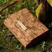 ■コルクレザーの三つ折り財布「CONNIE Triple Wallet」