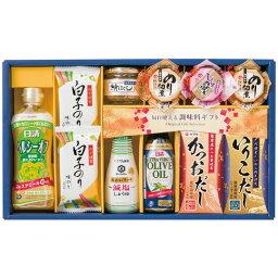 ドウシシャ 特選 健美彩 調味料 詰合せ YKA-50B