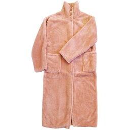 Le bois ルボア 着る毛布 PK ピンク
