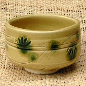抹茶碗 黄瀬戸