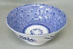 つけ麺で有名なラーメン屋さんと同じ柄のラーメン鉢古代波