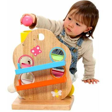 TREEツリースロープ 木のおもちゃ 玉転がし 出産祝い 赤ちゃん 1歳 2歳 誕生日 プレゼント クリスマスプレゼント