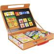 英語 アルファベット 磁石 パズル 知育玩具 食べ物の名前のABCパズル 4歳 5歳 誕生日 プレゼント