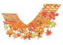 秋の装飾品 プリーツハンガー 紅葉狩り...