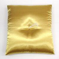 長寿祝いの金色の座布団