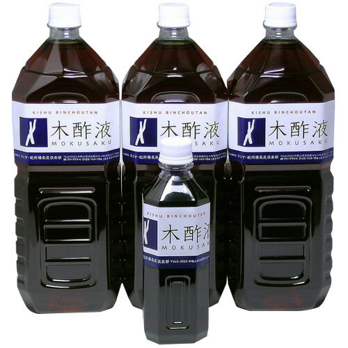 木酢液グッズ, 木酢液 2000ml3500ml5