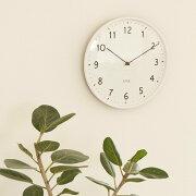 掛け時計 アナログ ステップムーブメント インテリア おしゃれ テイスト シンプル ウォール クロック クリスマス プレゼント
