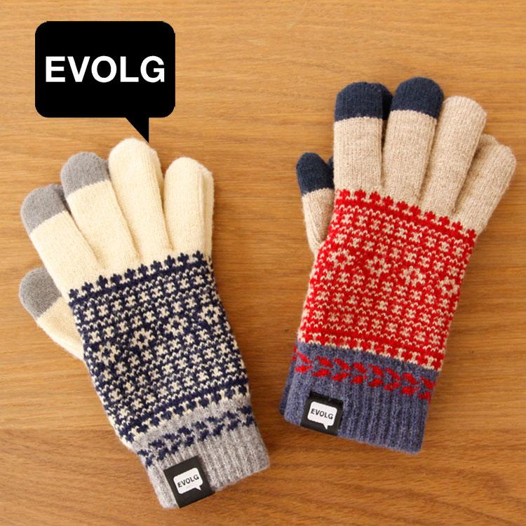 エヴォログ スマホ用手袋
