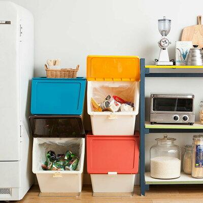 おしゃれ収納ボックスstackstoのゴミ箱バージョン「garbee」はゴミ箱に見えないスッキリさ!