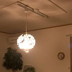 【送料無料】ペンダントライトペンダントライト リビング用 1灯 キシマ ブルーム ハワイアン ダ...