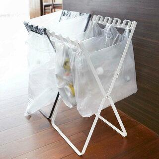 ゴミ袋レジ袋スタンド TOWER