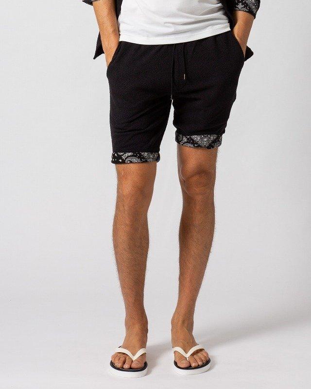 メンズファッション, ズボン・パンツ 40OFF wjk 5885 lj77m boucle summer shorts 99black sale
