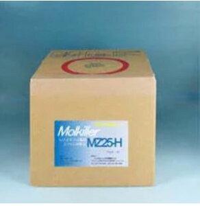 非塩素系のプール用除菌洗浄剤業務用「MolkillerMZ25H 」5L入りは 1週間水入れ替え無しで清潔な水を使用できます。入浴施設、介護施設、ペットショップにて利用されます。浴槽水循環式配管も洗浄され常に清潔な入浴が出来ます。25年の実績、メーカ正規品Sマーク