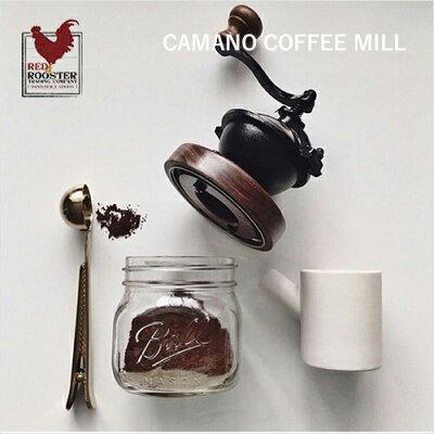 REDROOSTERTRADINGCOMPANY:CamanoCoffeeMill(カマノコーヒーミル)
