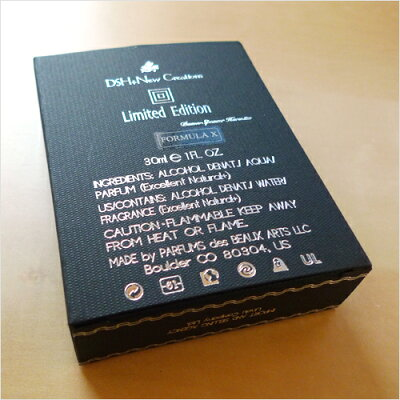DAWNPerfume:オードパルファム(30ml)【SPECIALFORMULAX/スペシャルフォーミュラX】
