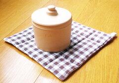 調味料入れ ソルトポット 塩ポット 常滑焼 陶器調味料入れ ソルトポット「かわいい素焼きの魔法...