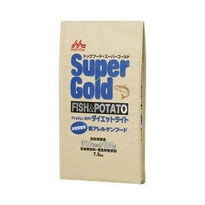 森乳サンワールドスーパーゴールド F&Pダイエットライト 7.5kg