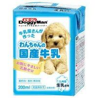 サプリメント>症状別>ミルク>国産牛乳(犬猫用)