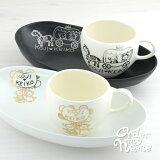 名入れマグカップ&楕円皿セット結婚祝い贈り物プレゼントに最適!