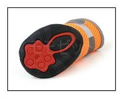 【新入荷】しっかりとした靴底で肉球を守るシューズ★チャックとマジックテープのダブル仕様♪ブラックピンクグリーンオレンジSML汚れケガ防止足裏保護小型犬用靴4個セットアウトレット価格