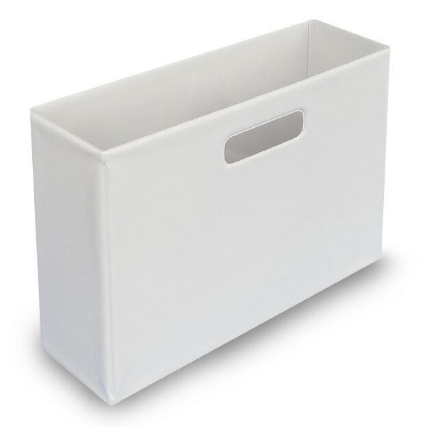 ファイルボックス(ホワイト)の写真