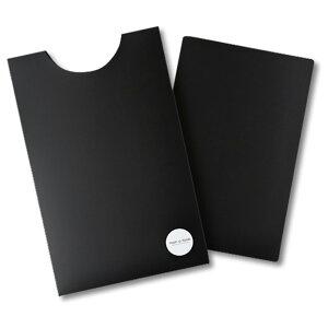 ごみ袋用ケース(ブラック)【monotone モノトーン アイデア 45リットル 収納 スッキリ シンプル】