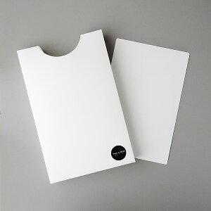 ごみ袋用ケース(ホワイト)【monotone モノトーン アイデア 45リットル 収納 スッキリ シンプル】