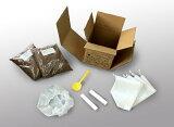 大感謝価格『生ゴミ0トライアルキット SKS-280』送料無料『メーカー直送品。代引不可・同梱不可・返品キャンセル・割引不可』 梱包材をそのままコンポスト容器として活用