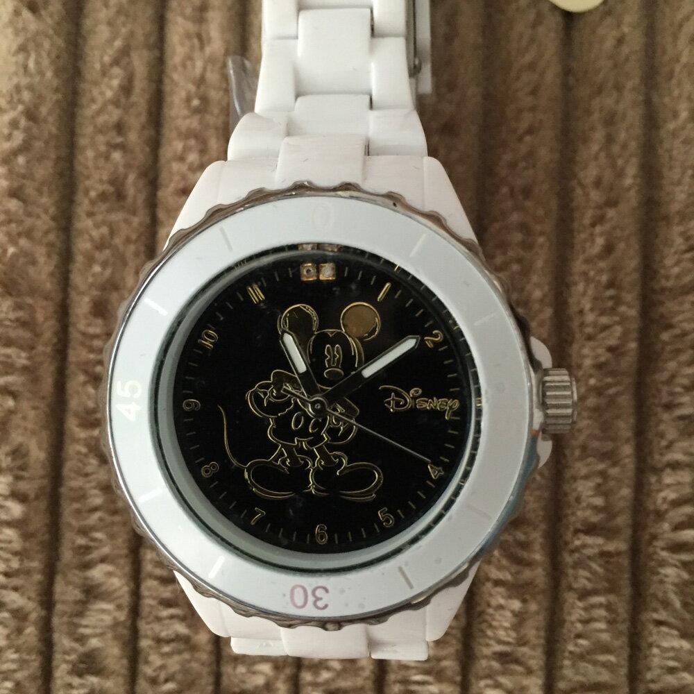 『ハイブリッドセラミックミッキー時計(専用ケースとギャランティー付き)』(割引サービス対象外)誕生日プレゼントなどで 腕時計ハイブリッドセラミックミッキー時計(専用ケースとギャランティー付き)10P01Mar16