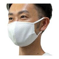 呼吸がしやすい抗ウイルスドライマスクメンズサイズ/レディースサイズホワイト/ネイビー