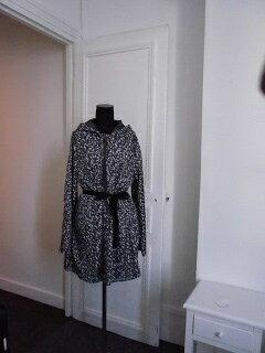 フランス パリAutre(Monoprix femme)新作パーカースプリングコート